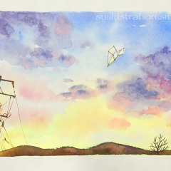 365日の紙飛行機