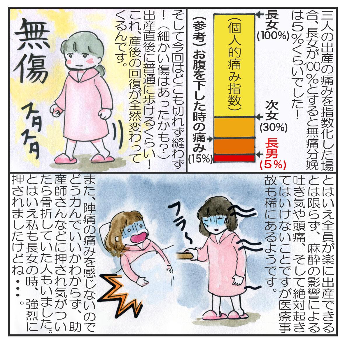 無痛分娩体験記10