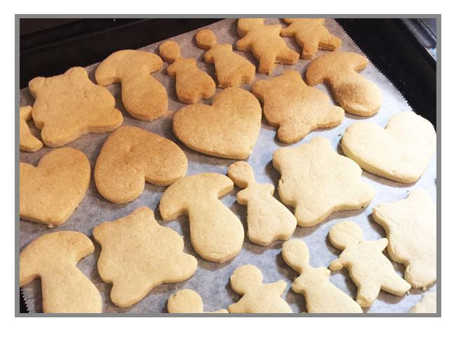 次女の作ったクッキーを、全部捨てるハメになったわけ。