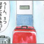 LCCを賢く利用するには、荷物の重量が鍵!