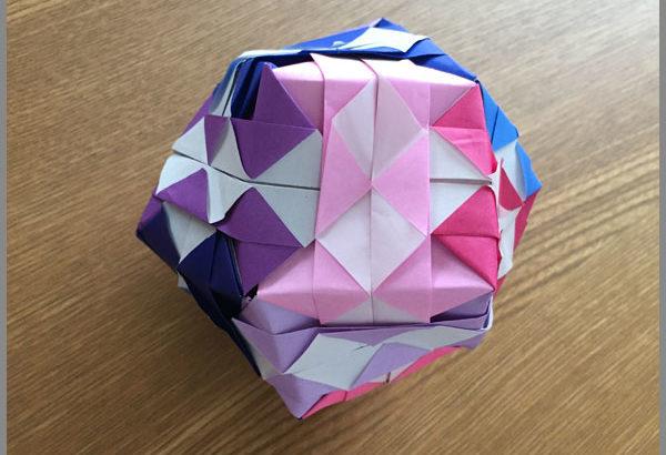 次女の作った折り紙がどんどん進化した!